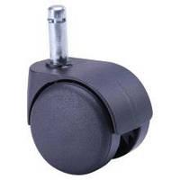 Ролик D50 E11 черный (пластик)  Сервис
