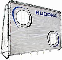 Большие футбольные ворота с экраном фирмы HUDORA с экраном 25мм 213х152см