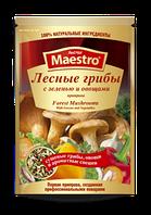 Приправа Лесные грибы с зеленью и овощами Maestro (Маестро)