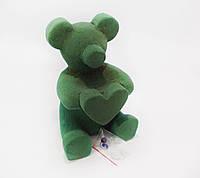 Медвежонок с сердцем 25 см