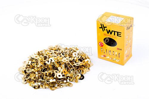 Клемма кольцевая 4 диаметр 4,2 мм (наконечник) (250 шт.) WTE