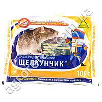 Агромаг Щелкунчик Парафиновые брикеты 100 г