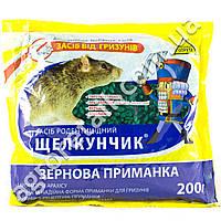 Агромаг Щелкунчик Зерно с ореховым привлекателем 200 г