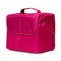 """Кейс - сумка для косметики """"Art Crimson"""" (малиновый)"""