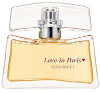 Nina Ricci Love In Paris edp 50 ml. w оригинал Тестер