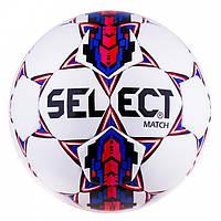 Мяч футбольный Select Match Duxon Red ST7-MH-RD