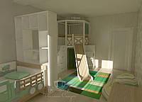Комната с игровой зоной