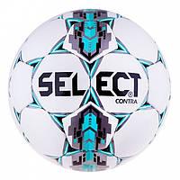 Мяч футбольный Select Contra Duxon Green