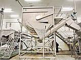 Линия стерилизации картофеля и упаковке в вакуум 2000 кг/ч, фото 4