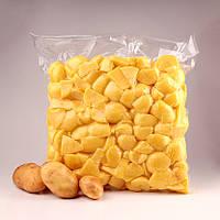 Линия стерилизации картофеля и упаковке в вакуум DORNOW