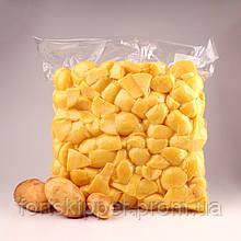 Лінія стерилізації картоплі і упаковці в вакуум 2000 кг/год