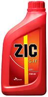 Масло трансмиссионное ZIC G-FF 75W85 (GL-4), 1л (пр-во ZIC)