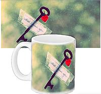Кружка для любимых - Ключ от сердца