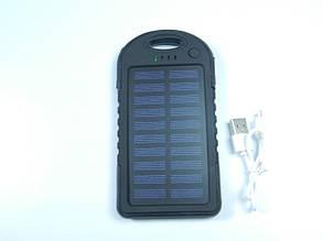 Power bank UKC Solar charger 10000 mAh (1650 mAh)