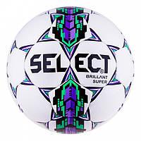 Мяч футбольный Select Briliant Super Duxon ST7-BS-PR