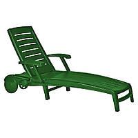 Шезлонг Curver Sparta зелен. (00307717)