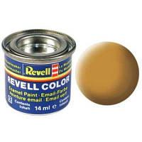 Аксессуары для сборных моделей Revell Краска цвета охры матовая ochre brown mat 14ml (32188)