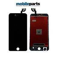 Оригинальный Модуль LCD (Дисплей+Сенсор) для Apple iPhone6S Plus service (черный)