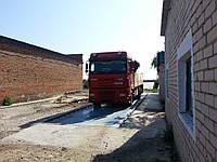Весы автомобильные на заглубленном фундаменте, фото 1