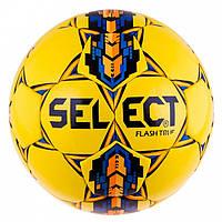 Мяч футбольный Select Flash Truf Duxon Yellow
