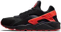 Мужские кроссовки Nike Air Huarache Love Hate Pack Black, найк хуарачи
