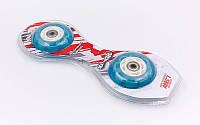 Колеса для скейтборда (2шт) RipStik с подшипником ABEC-7 SK-4907 (PU, р-р 76мм)