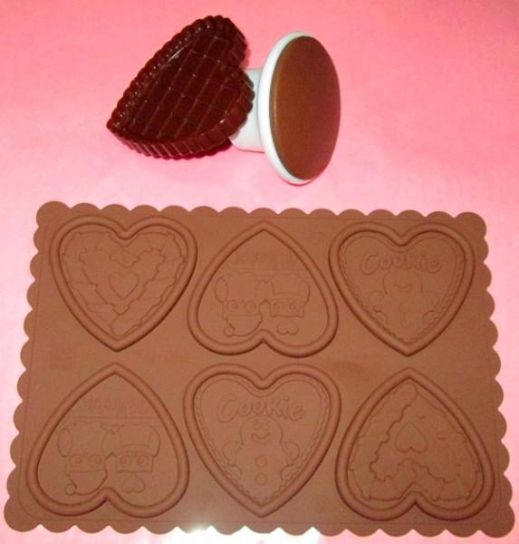 Плунжером з молдо 20*14 см, Печиво