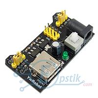 Модуль питания MB-V2 для MB-102 3.3В 5В 1А Arduino