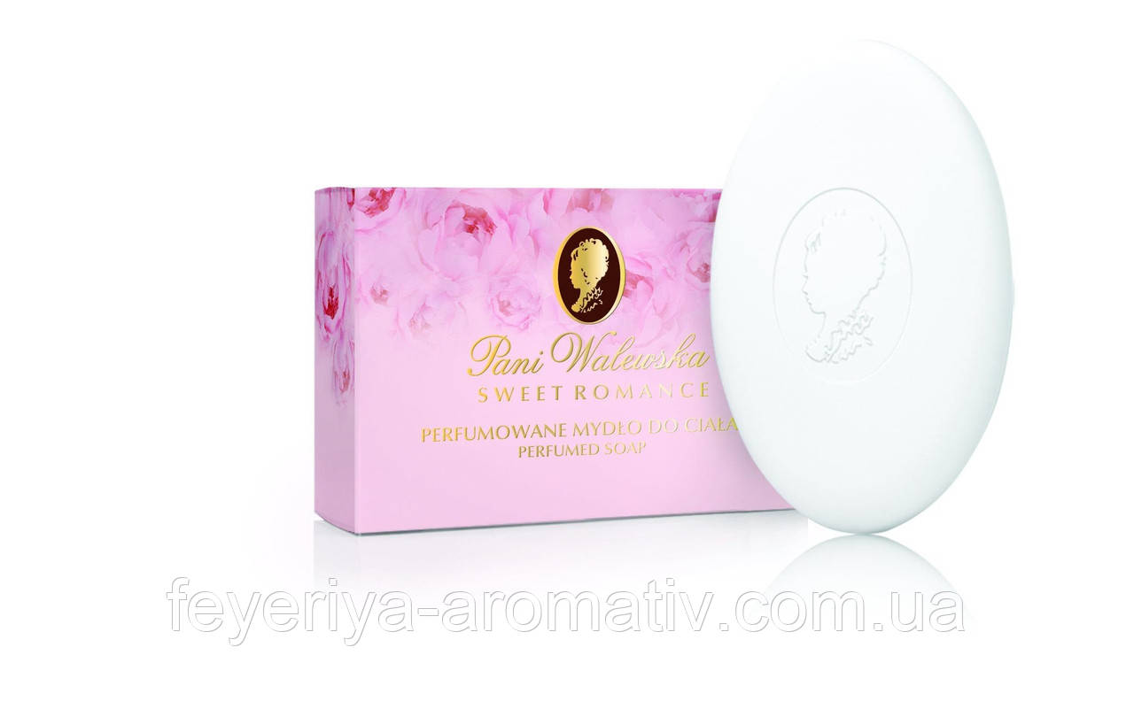 Мыло парфюмированное Pani Walewska Sweet Romance 100гр. (Польша)