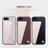 """Кожаная накладка Nillkin Hybrid Series для Apple iPhone 7 plus / 8 plus (5.5"""")"""