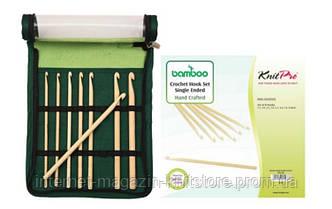 Набор крючков Bamboo KnitPro