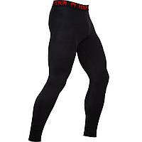 Компрессионные штаны Venum Contender 2.0 black XL, фото 1