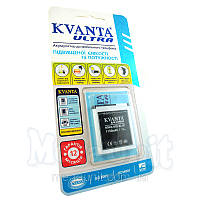 Усиленный аккумулятор KVANTA. Nokia BL-5F (N95,6210 n) 1150mAh, фото 1
