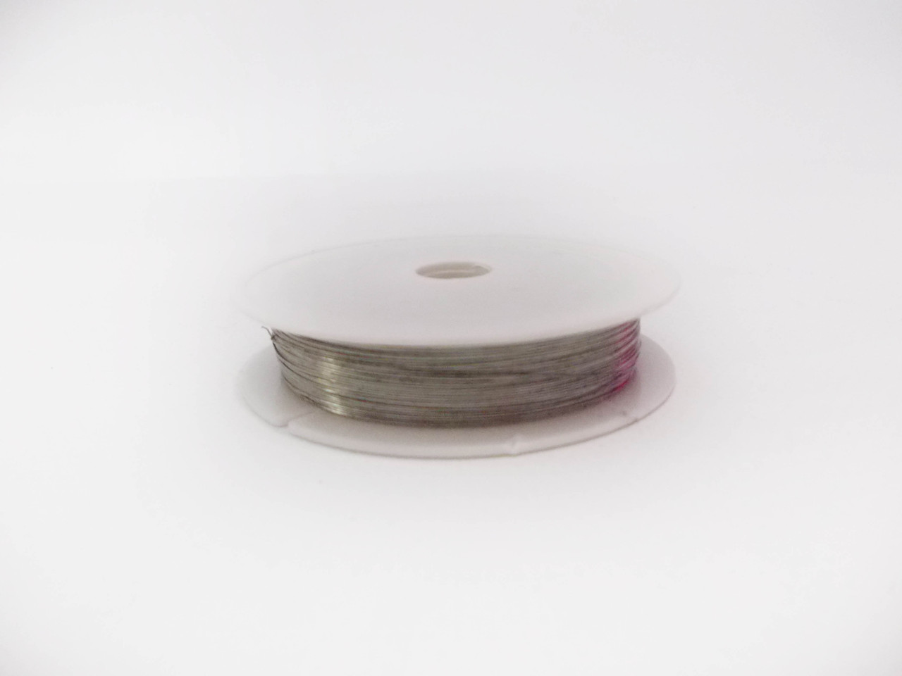 Декоративная проволока 0,3 мм Серебро флористическая - Grand Studio Group в Киеве