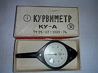 Курвиметр КУ-А (по маркировке), СССР