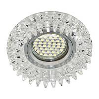 Встраиваемый светильник   CD2540 с LED подсветкой RGB 27967 (4570)