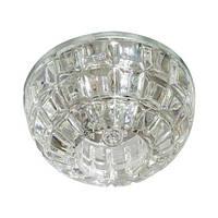 Встраиваемый светильник JD87 c LED подсветкой RGB 27983  (4576)