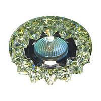 Встраиваемый светильник  CD2542 прозрачный желтый 18930 (4572)