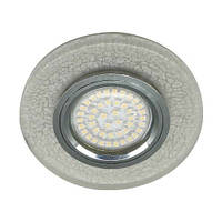 Встраиваемый светильник 8989-2 с LED подсветкой 28582 (4729)