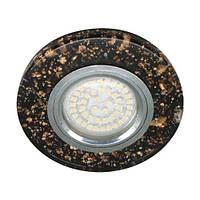 Встраиваемый светильник 8585-2 с LED подсветкой 28581 (4730)