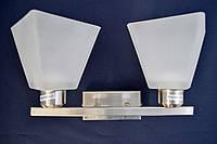 Бра настенная на две лампочки.       бра P3 - 1129/2w (SL+WT)