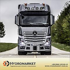 Комплект гідравліки на Мерседес Актрос (Mercedes Actros)