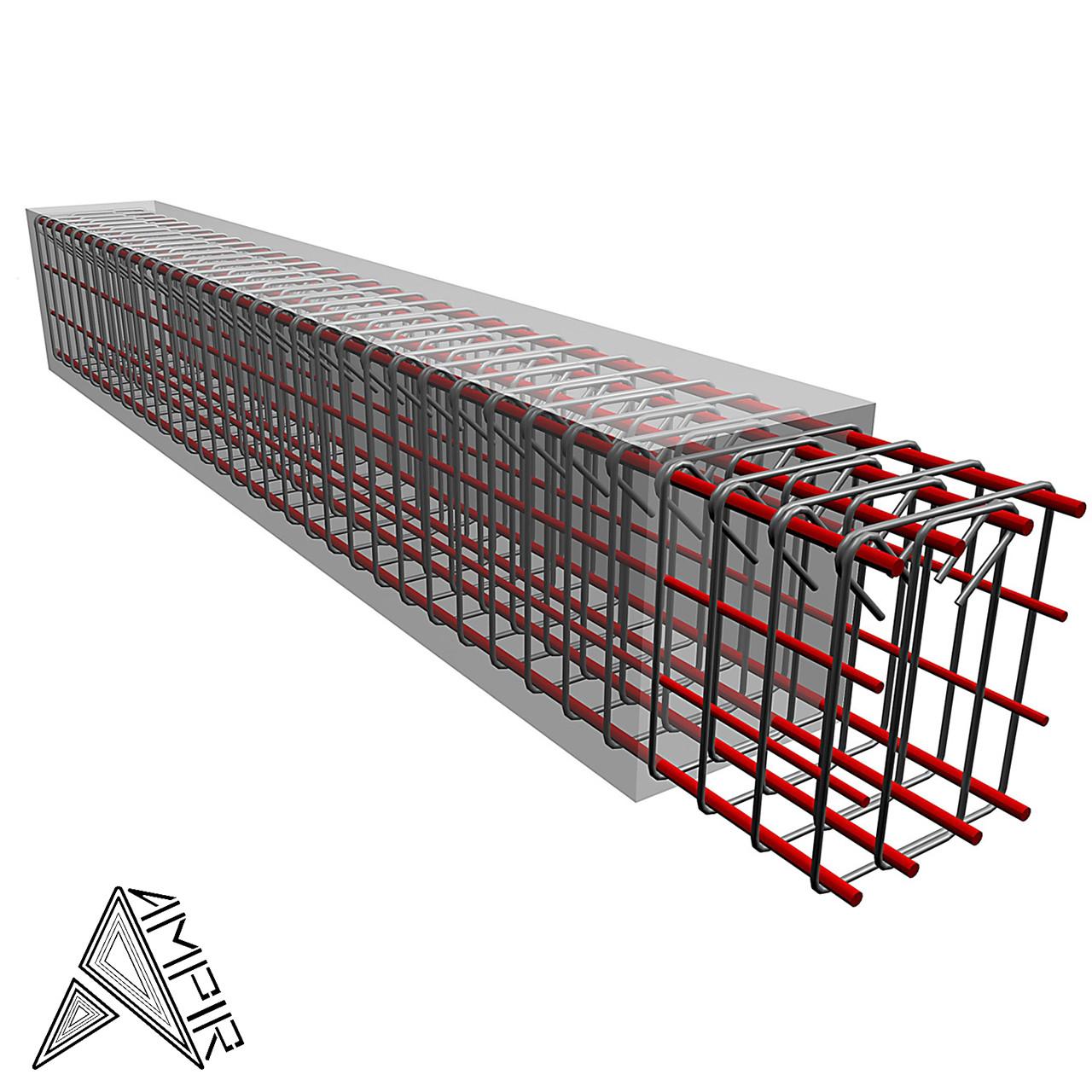 Расчет конструкций железобетонных балок