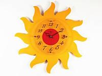 Настенные Часы Солнце
