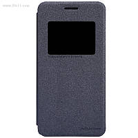 Чехол Nillkin Sparkle Leather Case для Asus ZenFone 5 Dark Grey