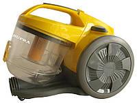 Пылесос supra vcs-1624yellow для сухой уборки