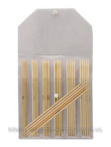 Набор носочных спиц 20 см Bamboo KnitPro