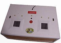 """Инкубатор """"Курочка Ряба"""" на 100 яиц усиленный с механическим переворотом и цифровым терморегулятором."""