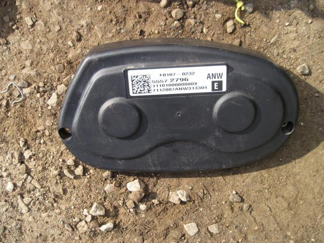 Кожух (крышка, защита) ремня ГРМ, передняя верхняя часть GM 0638139 55573487 A16XER A18XER A18XEL OPEL ASTRA-J INSIGNIA MOKKA ZAFIRA-C 55568041