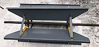 Крылач вентилятора очистки 54-2-18-1Б в сборе  комбайн нива ск-5